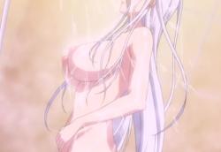 『私の中…気持ちいいの?♡』清楚な巨乳処女お嬢様JKに朝フェラ抜き→生ハメ中出しで起こしてくれる♡の画像