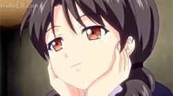 【エロアニメ】足コキで責めてくるちょいSロリ少女に興奮しすぎてフル勃起チンポをぶち込んだ結果wwの画像