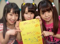 【ロリ】3人の美少女がお小遣い稼ぎにHなお店をオープン!どの注文も大喜びでやってくれる姉妹、ヤリたい放題スタートの画像