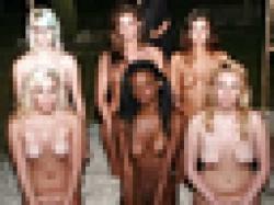 【閲覧注意】散々レ●プされ人身売買される直前の白人美女がこちら。これは怖いの画像