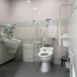 渡部建も利用しがち、多目的トイレや公衆便所の素人エロ画像の画像