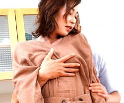 瀬月秋華 「私はクンニが嫌いでしたが…」40歳の美人嫁が義父の舌技に堕ちて生SEXに溺れる!の画像