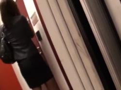 【強姦】閲覧注意!スーツ容姿の美女を最寄り駅から尾行して押し込み脅迫生だし辱しめ!卑劣ストー車のドS犯行記録映像!の画像